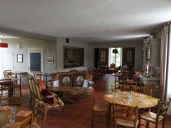 Relais des archers tiffauges restaurant reviews phone for Tiffauges restaurant