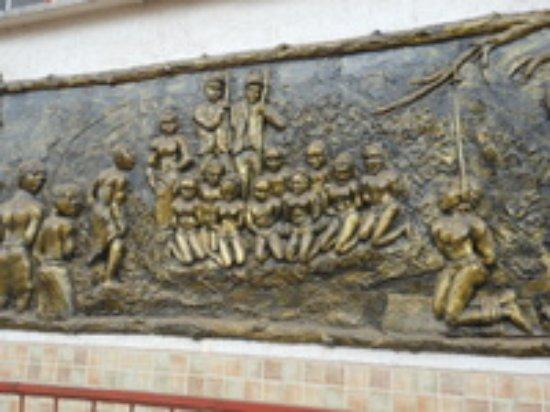 Porto-Novo, Benin: musée DA SILVA  à porto_novo ouémé bénin