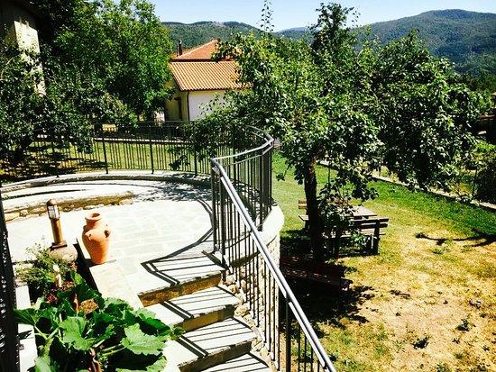 Chiusi della Verna, Italia: Il nostro giardino