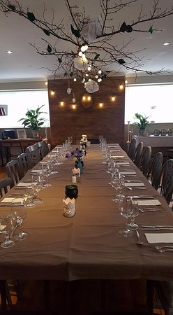 The Bay Tree Restaurant Private Dining Rooms