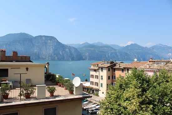 Hotel Sorriso: Vue magnifique sur le lac