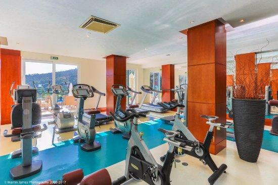 Linho, Portugal: Fitness Center