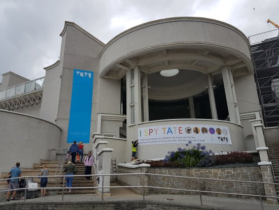 Tate Gallery St. Ives: 20170808_152514_large.jpg