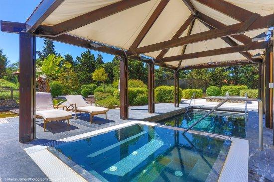 Linho, Portugal: Spa Garden