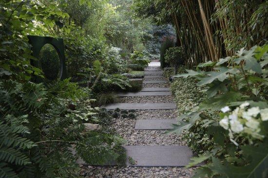 All e des osmondes photo de jardin int rieur ciel ouvert athis de l 39 orne tripadvisor - Jardin contemporain athis de l orne nantes ...