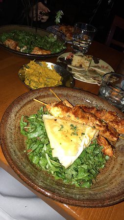 Wellesley, MA : Beet Salad with no Beats and Grilled Chicken