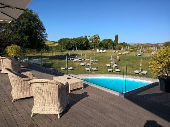 Vista della piscina dalla terrazza picture of san - San giovanni in persiceto piscina ...