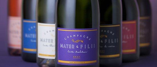 Champagner Mater & Filii