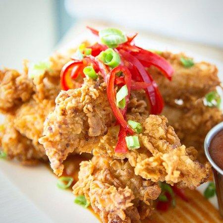 เกลนมิลส์, เพนซิลเวเนีย: Southern Fried Boneless Chicken