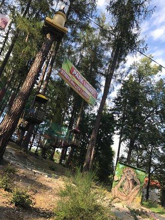 Park Aktywności Czarodziejska Góra