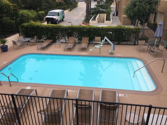 Holiday Inn Express San Diego Airport - Old Town: Pool