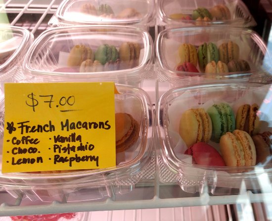 Gypsum, CO: French Macarons