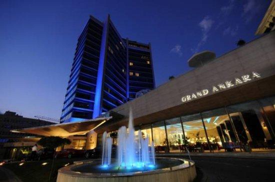 Grand ankara updated 2018 hotel reviews price for Grand hamit hotel ankara