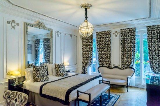 Hotel de Latour Maubourg: Chambre Privilège : Francois Ier