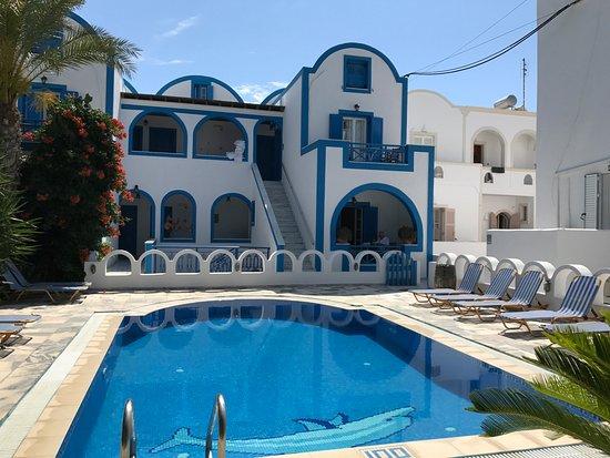 Karterádhos, Grecia: Pool