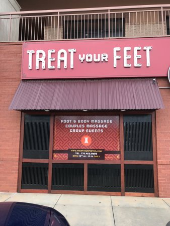 Treat Your Feet Doraville