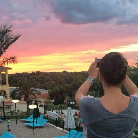 Bilde fra Aristoteles Beach Hotel