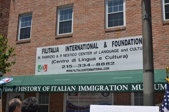 History of Italian Immigration Museum