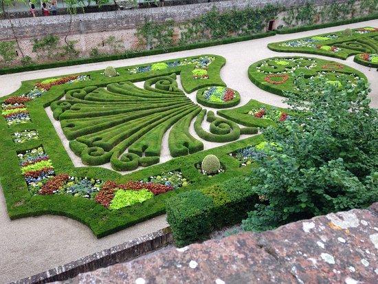 Le jardin foto de les jardins de la berbie albi for Villas de jardin seychelles tripadvisor