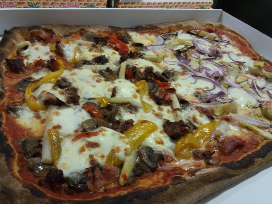 Scorze, Italia: Pizza Diamante