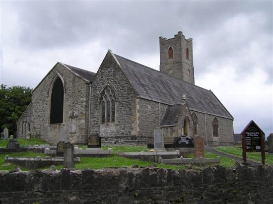 Kesh, UK : Ardess Parish Church