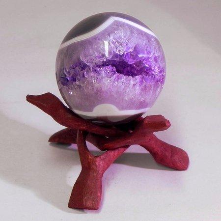 Maysville, KY: Agate Sphere