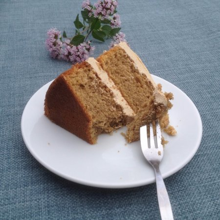 Helmsdale, UK: Coffee Cake