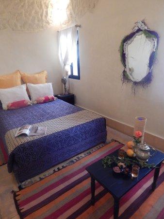 Riad Lunetoile: Room 1
