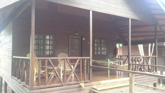Кота-Кинабатанган, Малайзия: Bilit Rainforest Lodge