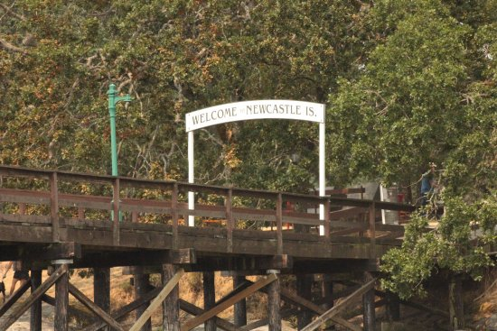Nanaimo, Canadá: Welcome to Newcastle Island