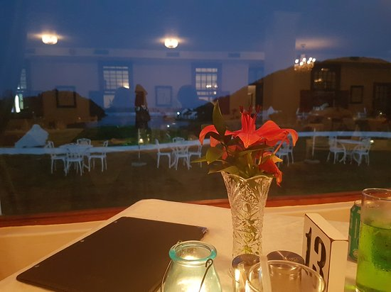 Port Edward, Afrique du Sud : Dinner with a view!