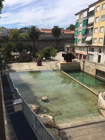 Piscina termal as burgas ourense all you need to know for Piscinas en ourense