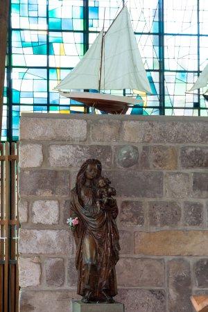 Chapelle notre dame de bon port saint valery en caux - Saint valery en caux restaurant du port ...