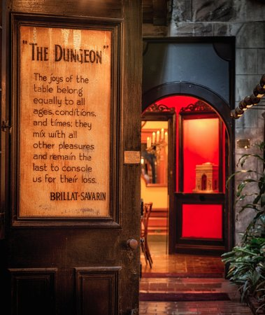"""Welcome to """"The Dungeon"""""""