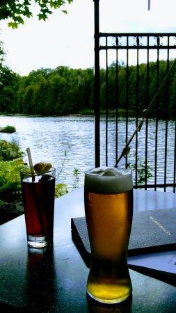 Alton, Canada: Ice Tea and Beer