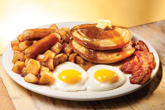 Spruce Grove, Canadá: Big Beautiful Breakfast