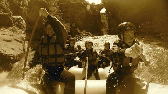 Raft'Ubaye