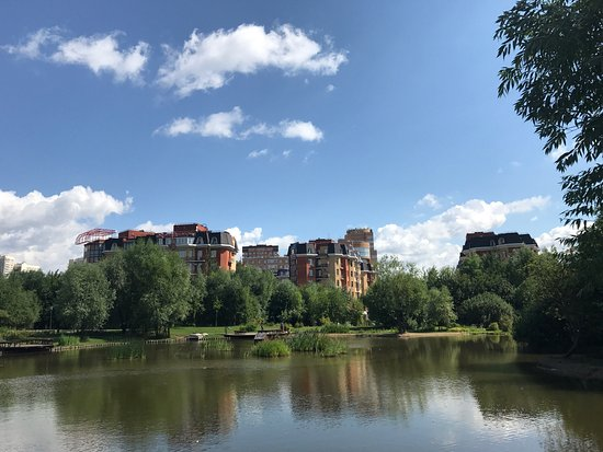 Park Dubrava