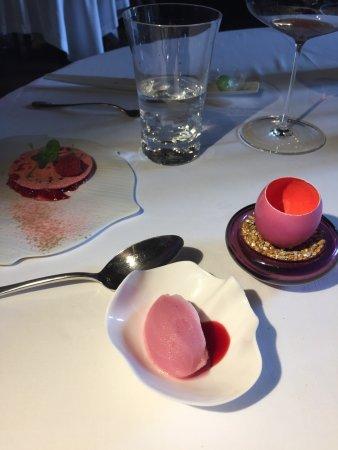 Luneville, فرنسا: le dessert