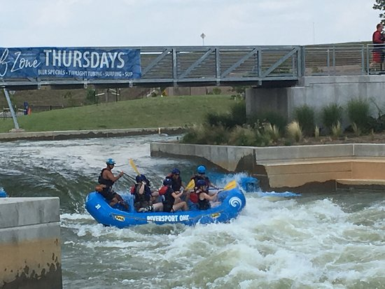 Oklahoma City Riversport