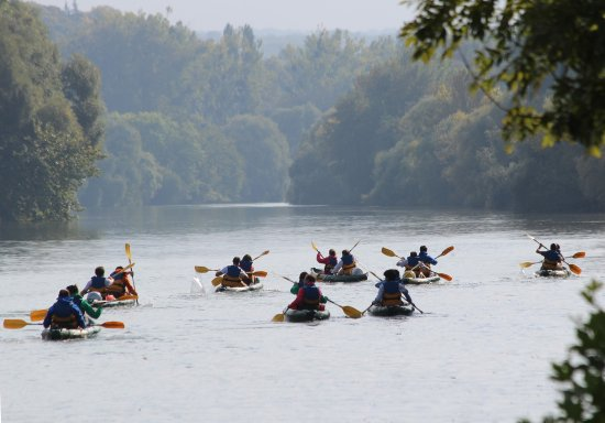 Canoe Val d'Oise Aventures