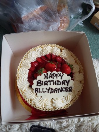 Admirable First View Its All Ok And Looking Yummy Picture Of Patisserie Funny Birthday Cards Online Necthendildamsfinfo
