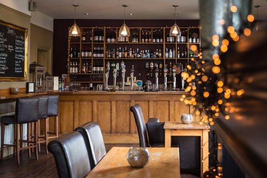 Attleborough, UK : Bar area