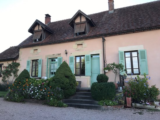 Louchy-Montfand, Francia: Maison principale