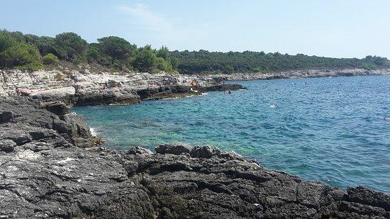 Bucht am Kap Kamenjak