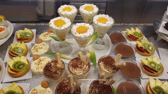 Rescaldina, Italien: Dessert