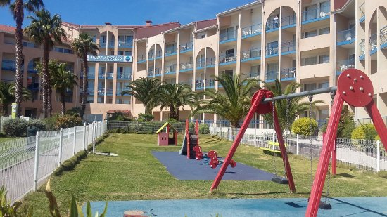 Aire De Jeux Picture Of Residence Mer Golf Port Argeles Argeles - Residence port argeles