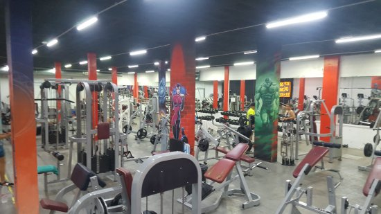 Urban Gym Maspalomas Athletic Center