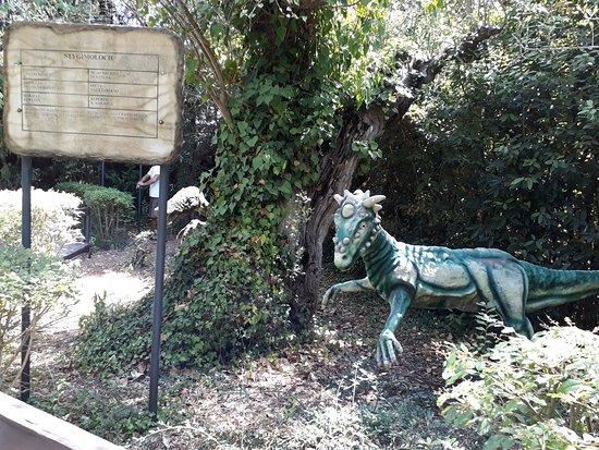 Il Parco dei dinosauri: dinosauro