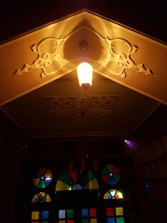 Malek Cafe: The Magic Lamp